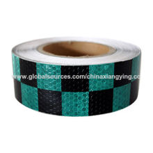 Advertisement Grade Honeycomb Small Check Design Reflective Tape